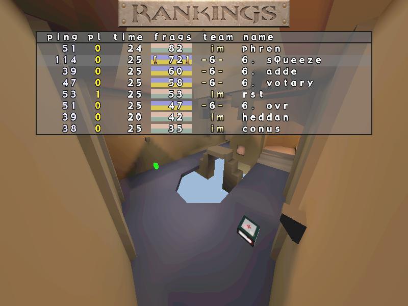 EQL - European Quake League 14